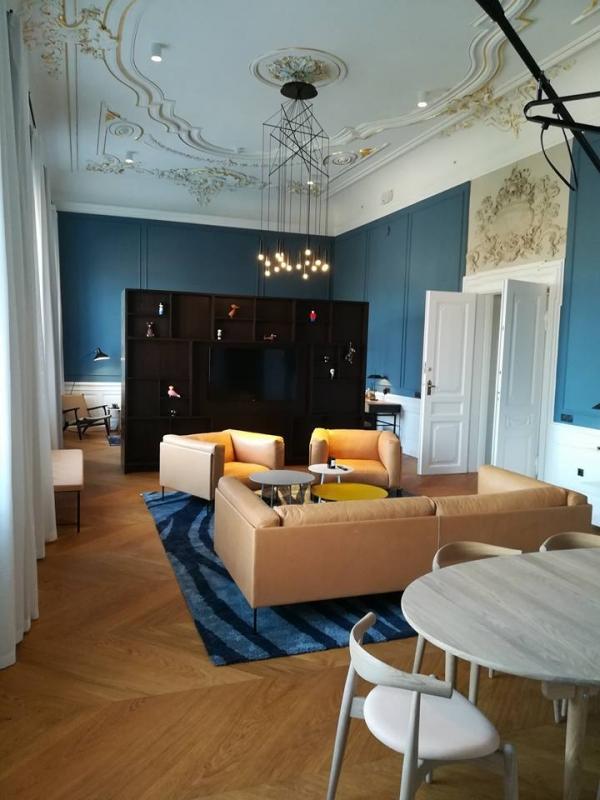 Amazing hotel room design