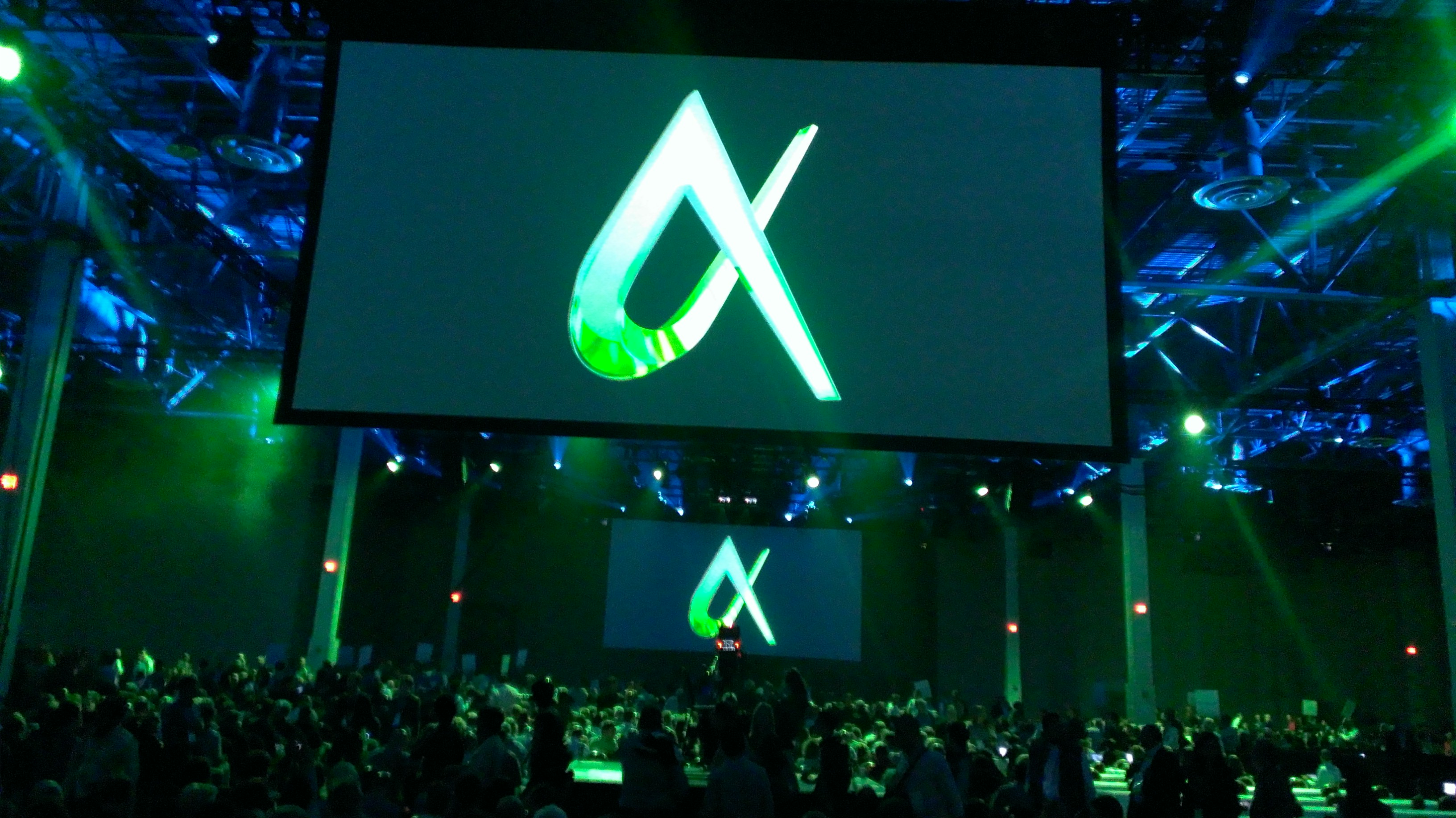 At Autodesk University 2013